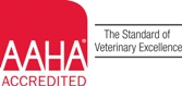 AAHA-The Standard of Veterinary Excellence